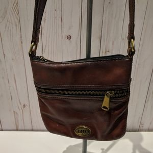 Small crossbody Fossil bag